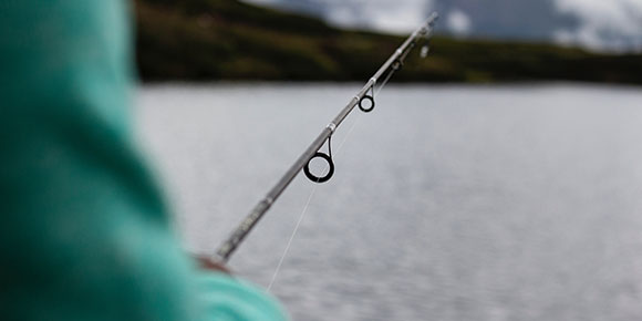 Purchase a new rod for your next fishing trip